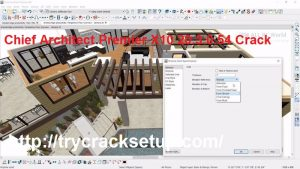 Chief Architect Premier X11 v21.3.1.1 Crack & Product Key {Win & Mac}