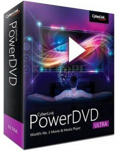 CyberLink PowerDVD Crack 20.1