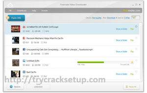 Freemake Video Downloader 3.8.2.15 Crack Full & Serial Key Download