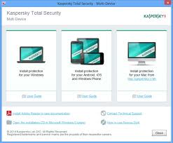 Kaspersky Total Security 2020 Crack Lifetime Download