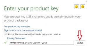 Office 365 Product Key 2018 Activator Download [Cracked Full]