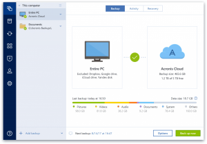 Acronis True Image 2021 Crack 25.6.1