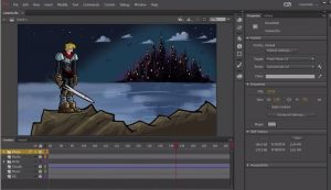Adobe Animate CC 2018 v18.0.2 Crack & Serial Key Download Win/Mac
