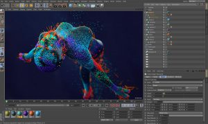 Cinema 4d 23.110 Crack & Activation Code Download {Windows +Mac}