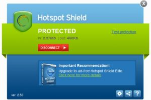 Hotspot Shield 9.6.0 Crack 2020