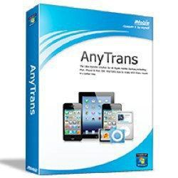 iMObie AnyTrans 7.0.1 Crack Full With License Code Download