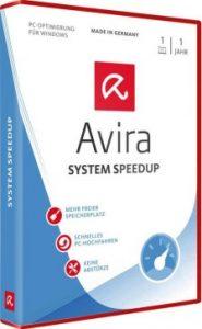 Avira System Speedup Pro 4.16.0.7799