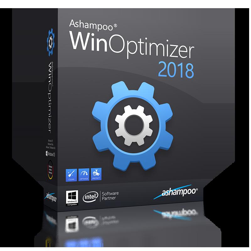 Ashampoo WinOptimizer 19.00.13 Crack 2021 & Serial Key Download