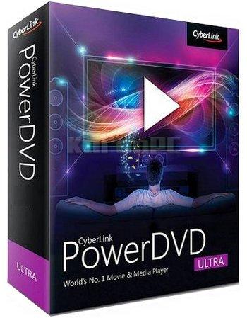 CyberLink PowerDVD 20 Crack & Serial Key 2021 Download