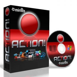 Mirillis Action 3.1.6 Crack & Serial Key With Keygen is Here {Lifetime}