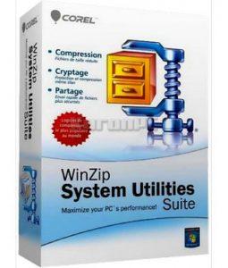 WinZip System Utilities Suite 3.11.1.12 Crack & 2021 Serial Key Download