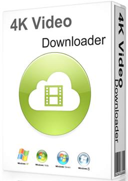 4K Video Downloader 4.4.9.2332 Crack & License Key Download