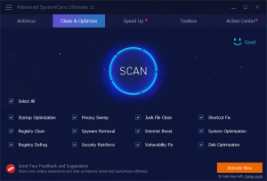 Advanced SystemCare 13.0.2 Crack & Serial Key Download {Pro}