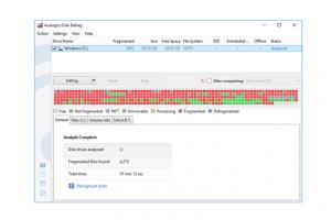 Auslogics Disk Defrag 8.0.20.0