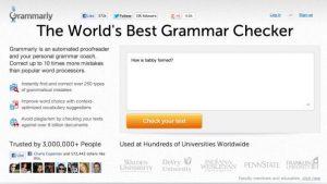 Grammarly for Chrome Crack
