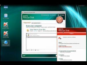 Kaspersky Rescue Disk Crack 2020.03.15