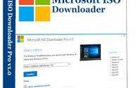 Windows ISO Downloader 6.13 Crack Download {Pro}