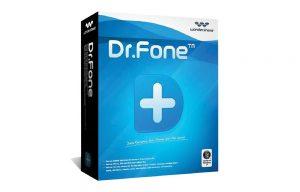 Wondershare Dr.Fone 10.0.3 Crack & Activation Code Download {iOS}