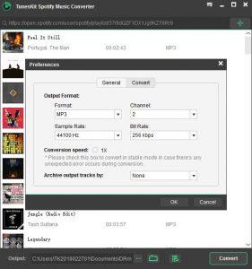 TunesKit Music Converter 2.2.0.710 Crack