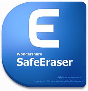 Wondershare SafeEraser 4.9.9.14 Crack Key + Code 2021 Download