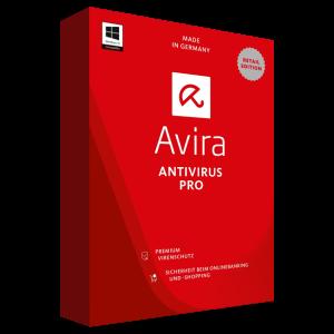 Avira Antivirus Pro 2019 Crack & Serial Key Download Free [Win+MAC]