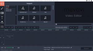 key movavi video editor 10