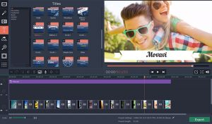 Movavi Video Editor 15.2.0
